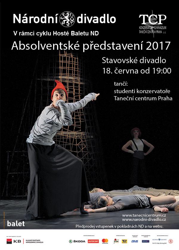 Absolventské představení 2017