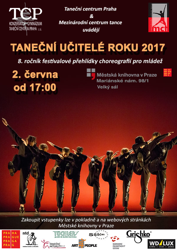 Taneční učitelé roku 2017