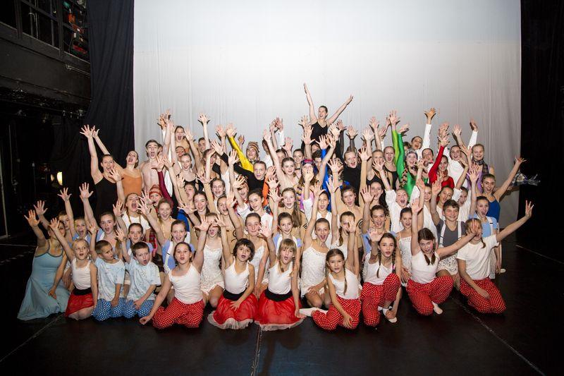 TCP - Vánoční taneční scéna 2015